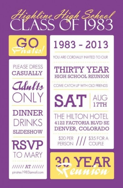 Class Reunion Flyer Template Letter Best Of Invitation Ideas High