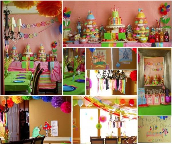 Rainbow Magic Birthday (mimi's 7th Birthday)