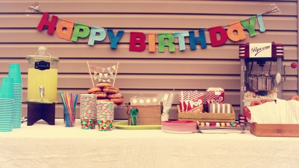 Be The Parent Who Puts 'no Gifts' On Your Kid's Birthday Party Invite