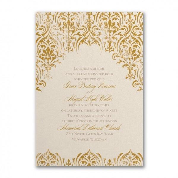 Carlson Craft Pocket Wedding Invitations: Disney Wedding Invitation Wording