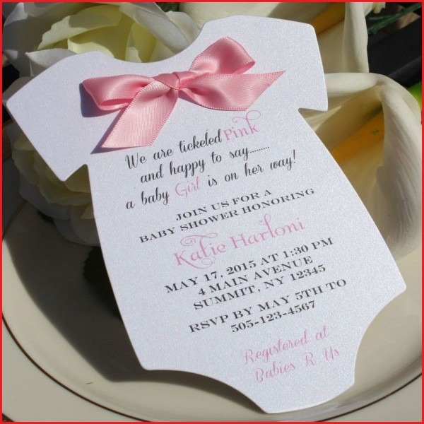New Diy Baby Shower Invitations Collection Of Shower Accessories