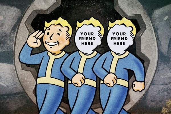 Fallout 76 Beta Players Get Codes To Invite Friends
