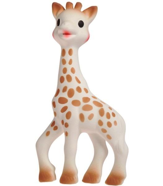 Vulli Sophie The Giraffe Natural Rubber Teether