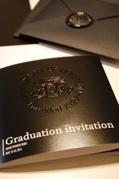Elegant Graduation Invitations Free Invitation Ideas Announcements
