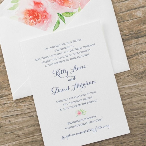 Elum Wedding Invitations