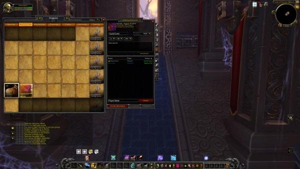 5 4 8] Calendar Guild Event System Fixes