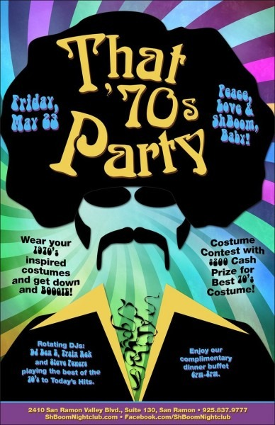 Pin By Ching On 70's Retro Party Ideas