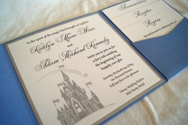 Fairytale Wedding Invitations Fairytale Wedding Invitations