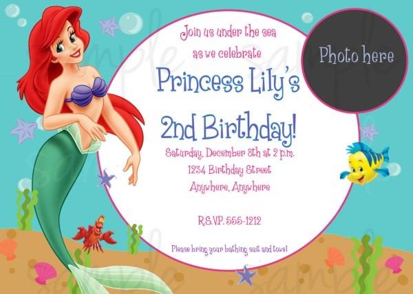 Free Printable Kids Birthday Invitations Templates — Birthday
