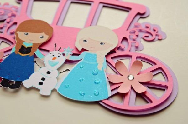 Birthday And Baby Shower Invitations  Frozen