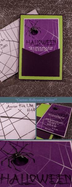 Custom Invitations – Ann Elizabeth
