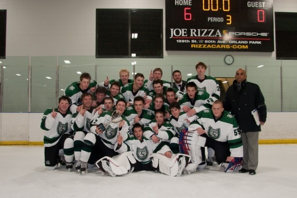 Rocky Mountain Roughriders U16 Aaa  Rocky Mountain Roughriders Win