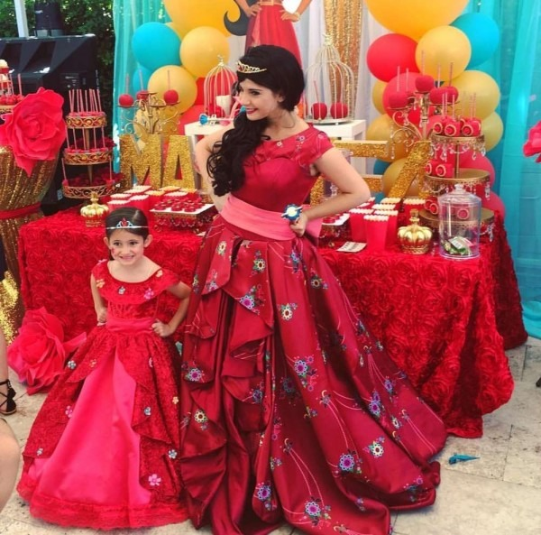 Elena Of Avalor Birthday Party Ideas