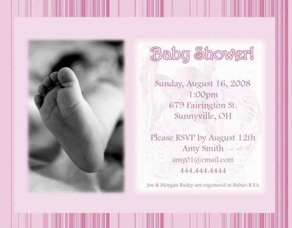 Invitation Card For Baby Name Ceremony New Name Ceremony