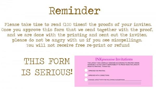 Invitation Reminder Message Sample