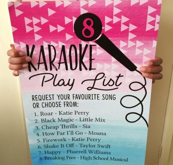 Invitation Ideas  Karaoke Party Invitations