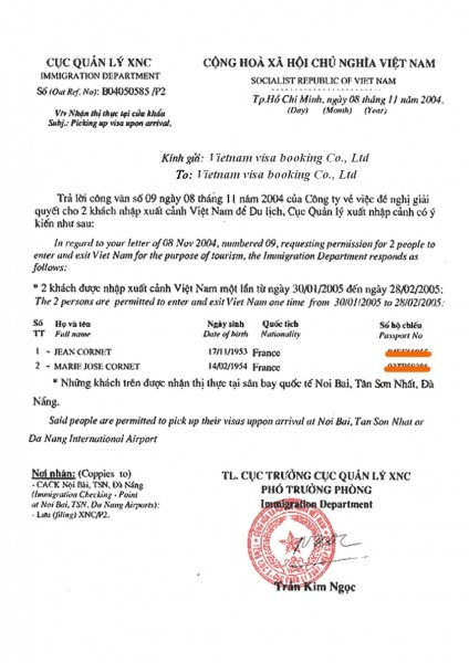 Frequently Asked Questions About Vietnam Visa
