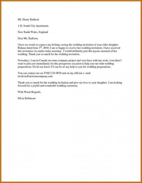 Letter Well Written Exmple For Rhpinterestcom Meeting Declining A