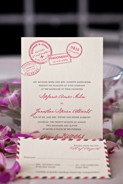 Cloud 9 Weddings & Papers  Destination Save The Dates & Invitations