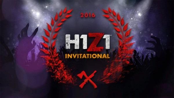 H1z1 Invitational 2016 Full Main Event Match 1 & 2