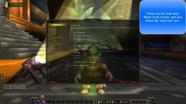 How To Block All Guild Invites In World Of Warcraft (with Auto