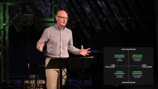 High Invitation + High Challenge = Powerful Discipleship