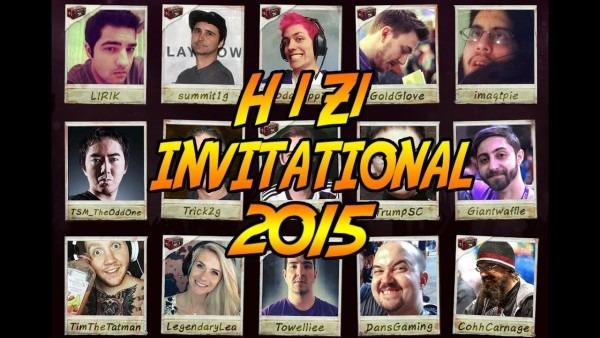 H1z1 Invitational 2015 Rounds 1 & 2 @twitchcon 1080p
