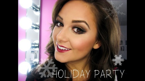 Arbonne Holiday Makeover Tutorial