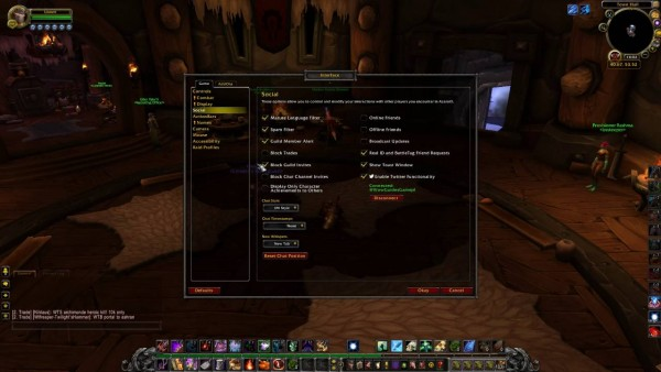 How To Disable Block Guild Invites In Wow Legion