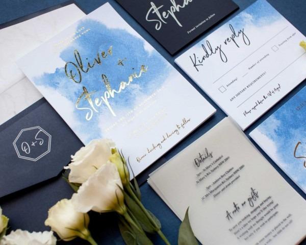 Paperlust Collaborates With Ny Bridal Fashion Week Designer Moira