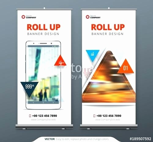 Modern Banner Vector Awesome Conference Invitation Template Stock