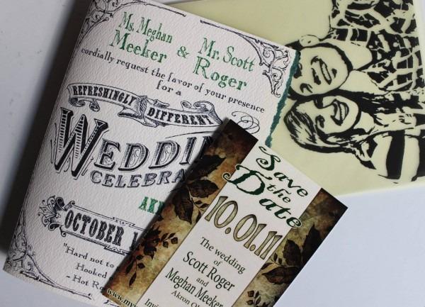 Beautiful Customize Wedding Invitations