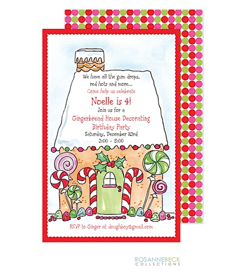Christmas Eve Party Invitations Best Holiday Open House