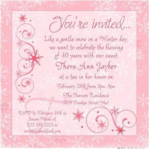 Party Rhymes Invitations Birthday Invitation Wording Ideas