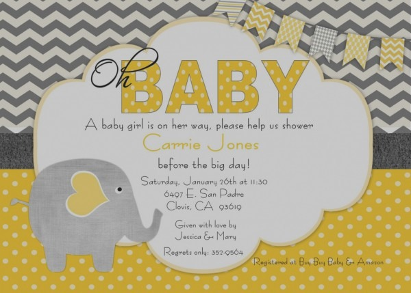 Free Evite Baby Shower Invitations
