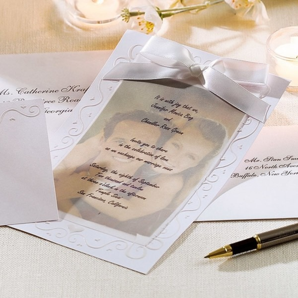 Print Your Own Wedding Invitations Kits The Two Of Us Wedding