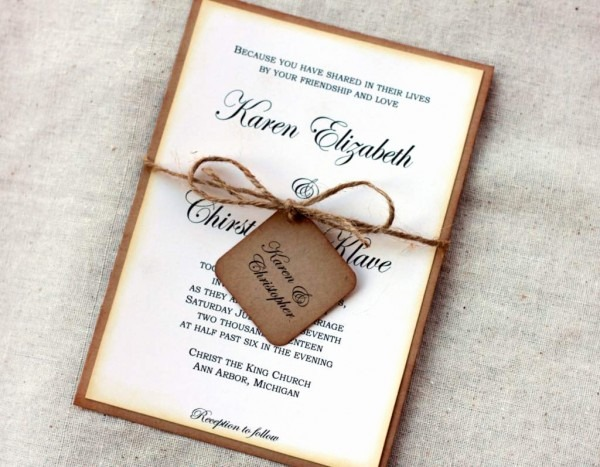 Print Yourself Wedding Invitations Print Your Own Wedding