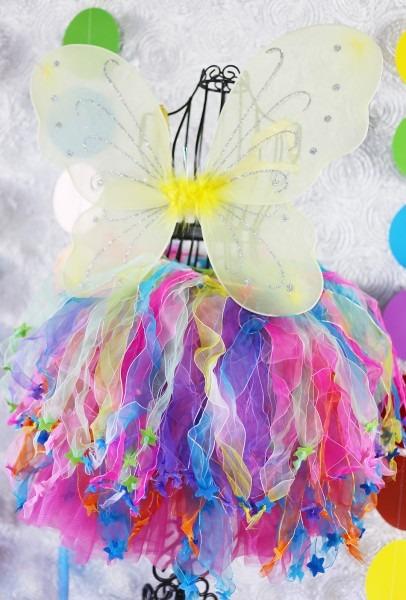 Throw A Rainbow Fairy Party