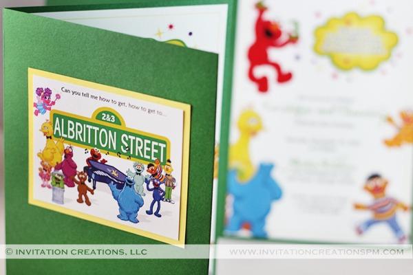 Baby Kids » Invitation Creations, Llc – Custom Invitations And