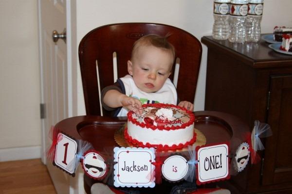 Sock Monkey Cakes Cupcakes Inspiration, Sock Monkey Birthday Party