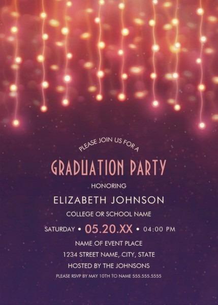 College Graduation Invitations Archives
