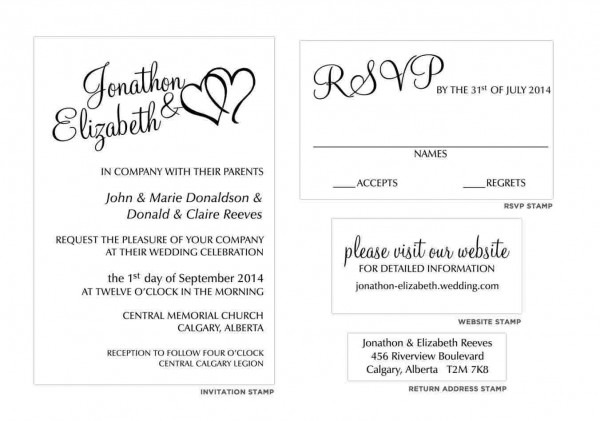 How To Reject A Wedding Invitation