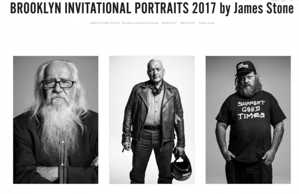 Brooklyn Invitational Portraits By James Stone