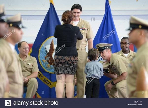 Us Navy Chief Petty Officer Stock Photos & Us Navy Chief Petty