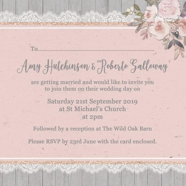 Story Guide To Wedding Invitation Wording: Wedding Invitation Wording Parents