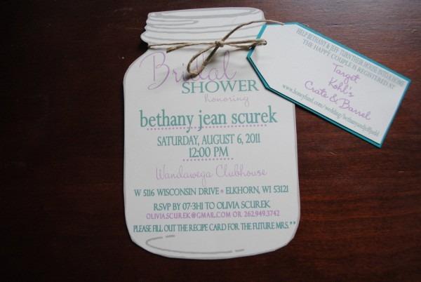 Wedding Decoration Wedding Shower Invitation Wording What Do You