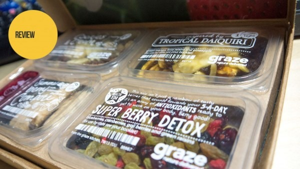 Graze Com Healthy Snack Delivery  The Snacktaku Review