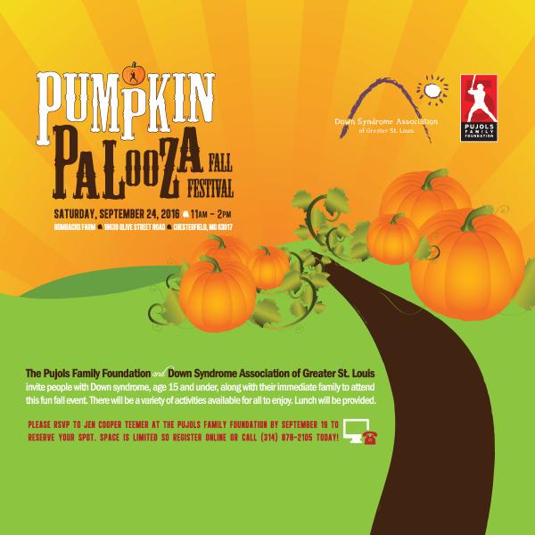 Pumpkin Palooza Fall Festival – St  Louispujols Family Foundation