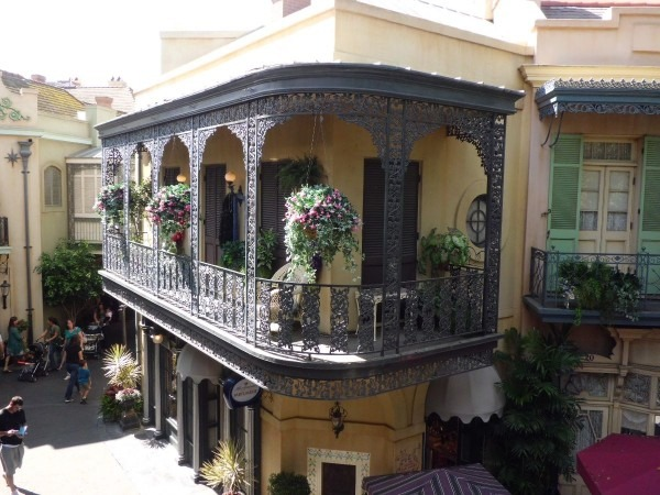 Tbt  Club 33 Before The Renovation