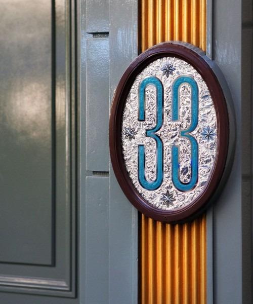 Inside Club 33 At Disneyland Park
